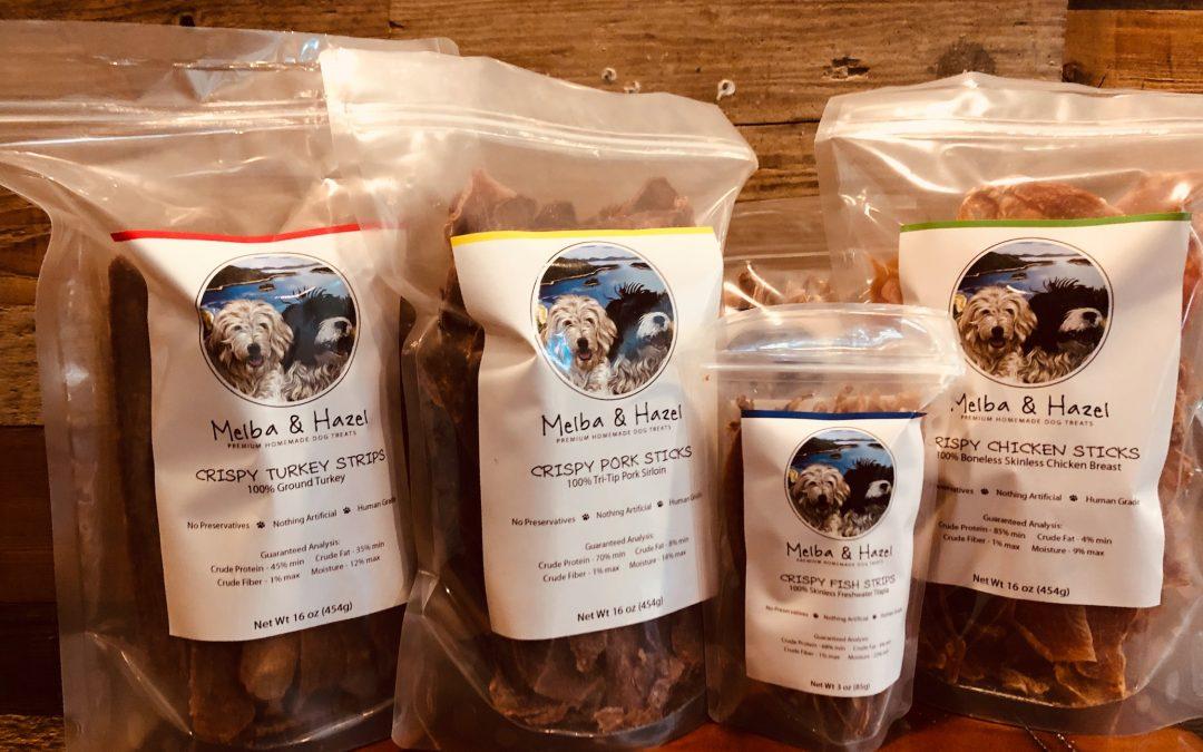 Melba & Hazel Premium Homemade Premium Dog Treats